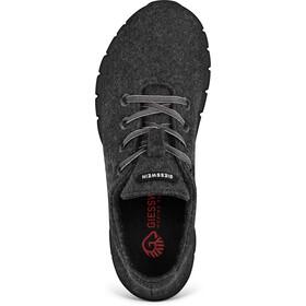 Giesswein Merino Wool Chaussures de running Homme, anthracite